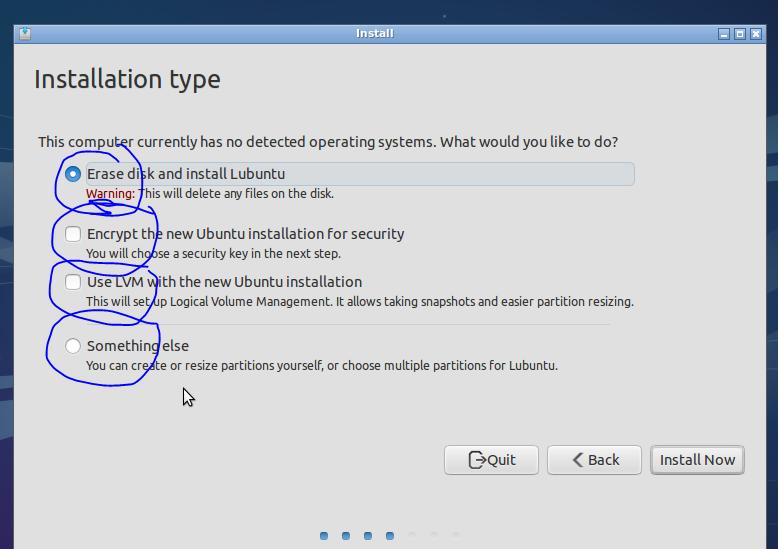 Setting up a Lubuntu virtual machine with virtual box [and