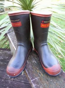 They make bloody good gum boots (multi-purpose - inside joke (-; )